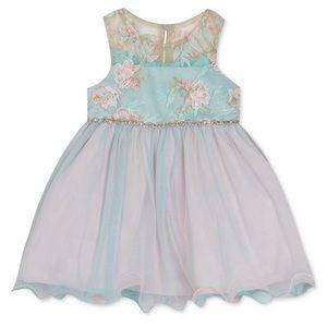 Rare editions baby dress 6-9 months dress